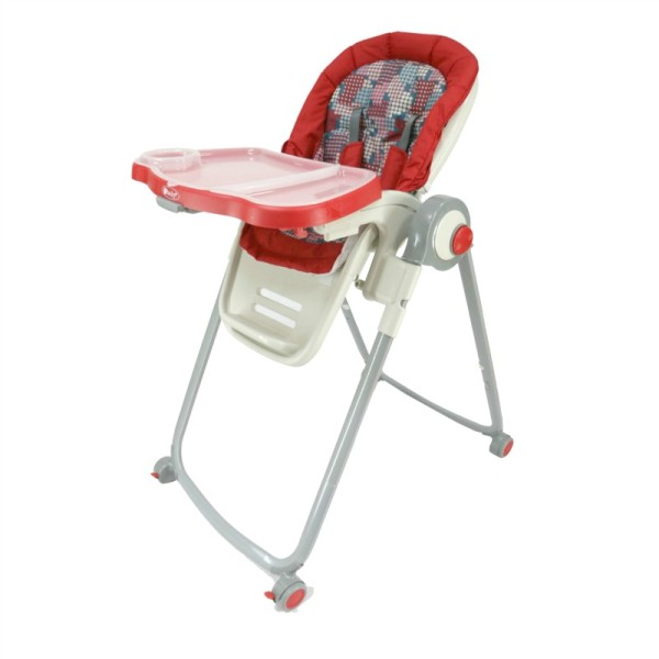 Pleasing Luxury Baby Highchair Red Ebaby619R Ibusinesslaw Wood Chair Design Ideas Ibusinesslaworg